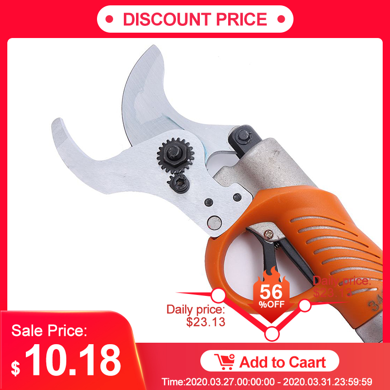 Cutter Blade For 45mm Electric Scissors Branches Pruning Shears Rechargeable Garden Cutter Tool