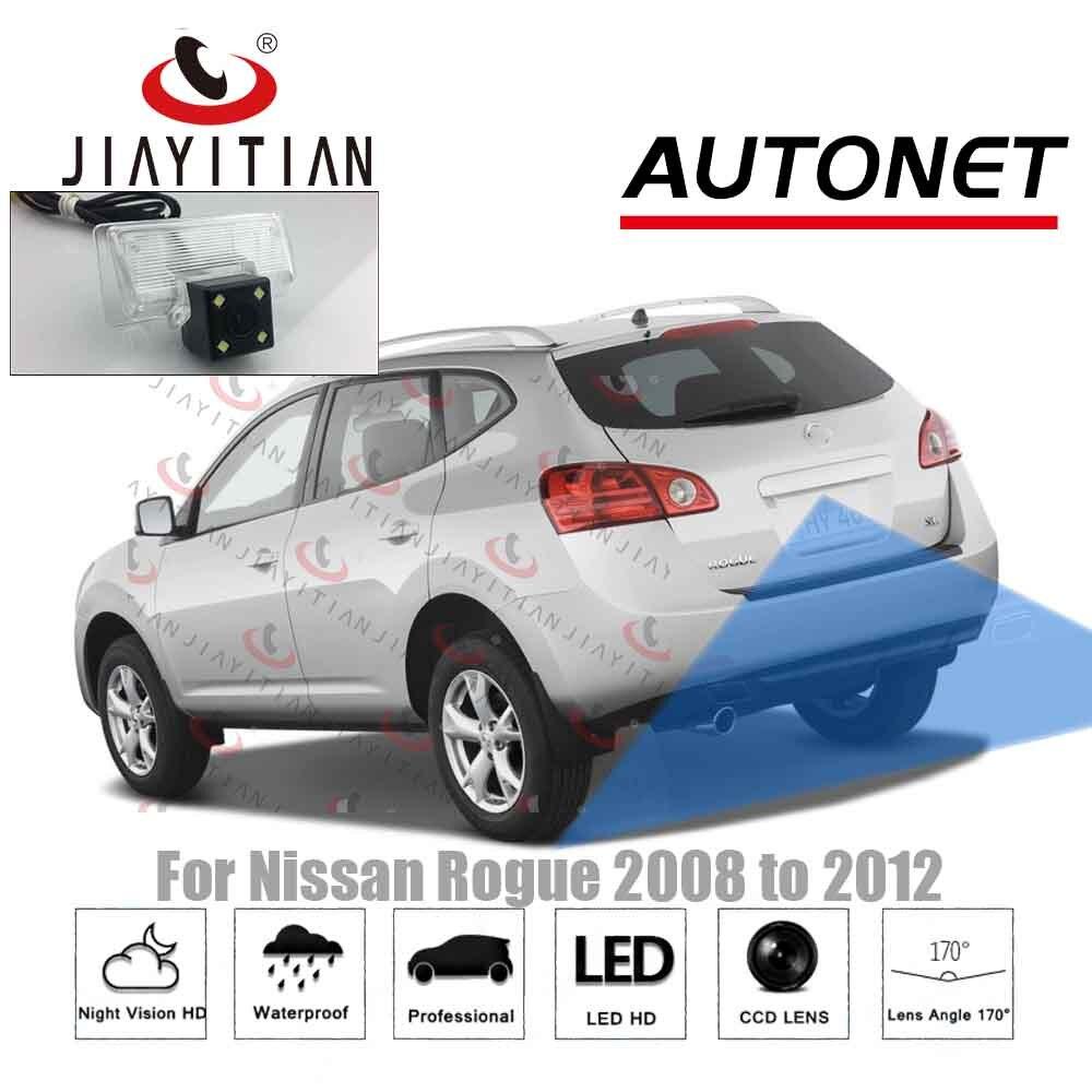 JIAYITIAN Rear View Camera For Nissan Rogue I 2008 2009 2010 2011 2012 2013 Backup Camera/Night Vision/CCD Reverse Camera Backup