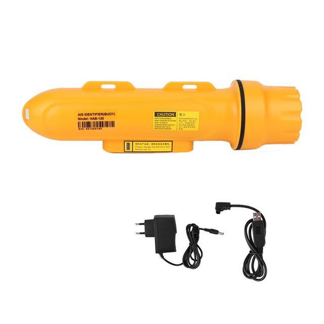 Marine AISประมงติดตามBuoy/ LocatorตกปลาBeacon EU Plug 100 240Vอุปกรณ์คุณภาพสูงอุปกรณ์เสริมใหม่