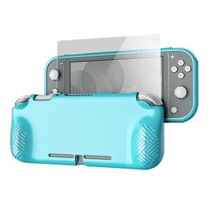 Image 2 - Переносная сумка для хранения OIVO Switch Lite, защитный чехол, ударопрочная жесткая защитная сумка, аксессуары для Nintendo Switch Lite