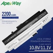Apexway 2200 мАч UM08A31 UM08A51 ноутбук Батарея для acer Aspire One 571 A110 A150 D150 D250 P531h для шлюза LT1001J LT2000