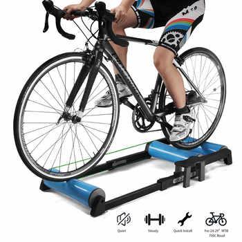 Indoor Bike Trainer Roller MTB Bike Trainer Radfahren Roller Hause Erhalten Radfahren Training Fitness Fahrrad Trainer
