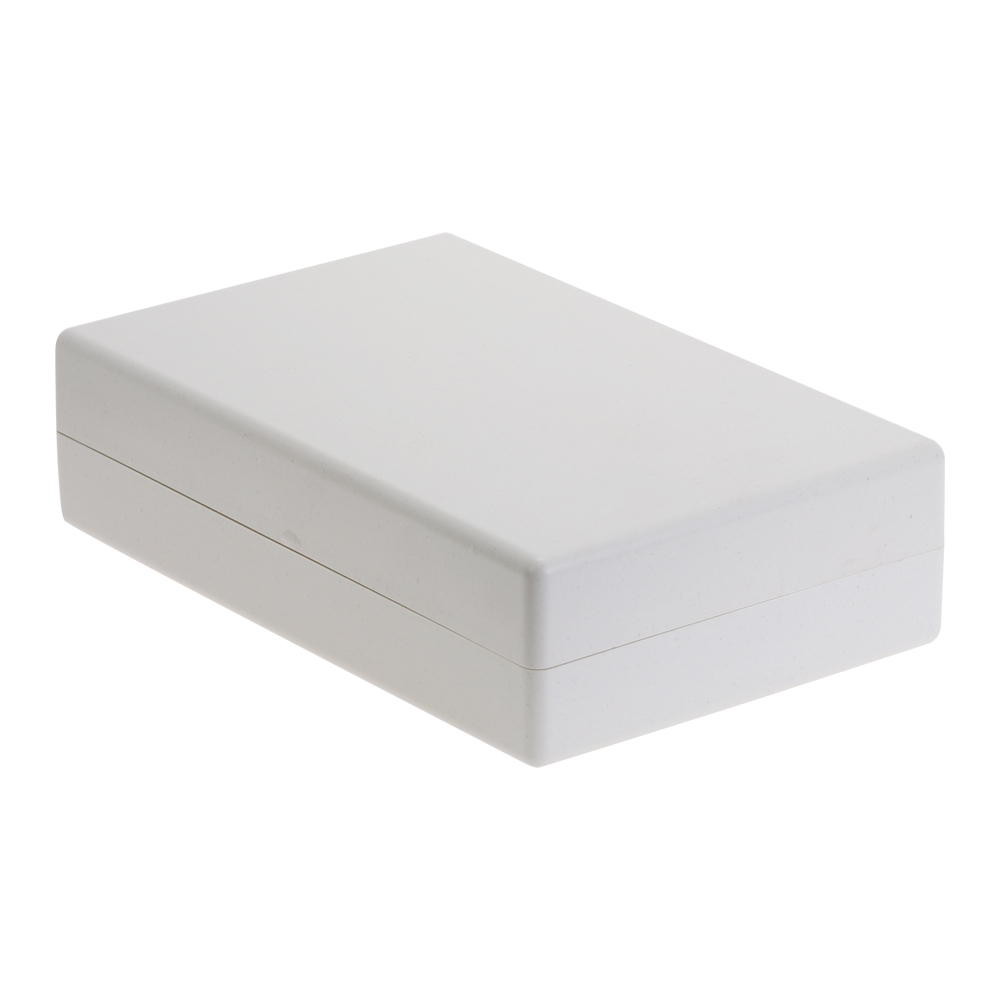 1pc Waterproof Plastic Enclosure Cover DIY Electronic Box 124.5mmx79.4mmx32.9mm Project Instrument Case