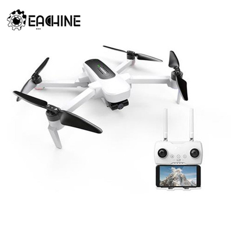 Hubsan H117S Zino GPS 5G WiFi 1KM FPV with 4K UHD Camera 3-Axis Gimbal RC Drone Quadcopter RTF Black/White