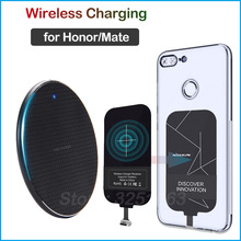 Qi Wireless Charging for Huawei Honor 8 9 10 20 Pro 8X 9X V10 V20 V30 Mate 9 10