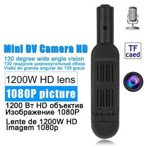Image 3 - Corps portable Secret petit Micro Full HD 1080p vidéo Mini stylo avec caméra Police poche DVR caméra Micro caméra Minicamera enregistreur