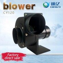 CY120 Centrifugaal Ventilator Ventilator Pijpleiding Ventilator Keuken Roken Fan Verse Luchtwisselaar Barbecue Fan 90W