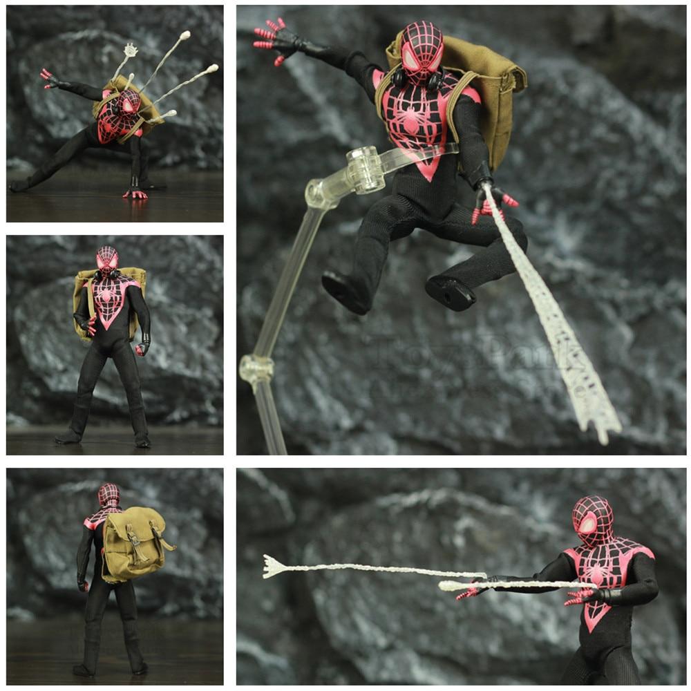 One:12 Marvel Spider-man Miles Morales 6