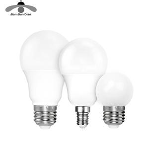Led Bulb Light E27 E14 Spotlight 3W 5W 6W 7W 9W 12W 15W 18W AC 220V Indoor Table Night Lamp Lampada Bombillas Energy Saving(China)
