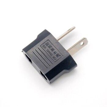 1/2/5Pcs Universal EU/US to AU NZ Power Plug Travel Adapter Converter 2 Flat Pin for Australia New Zealand