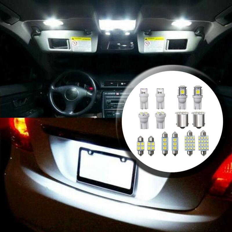 Светодиодный 1157 T10 31 36-41 мм салона Купол Подсветка регистрационного номера для Bmw F10 E39 E60 E90 Audi A3 A4 B7 B8 Peugeot 206 Golf 4 7