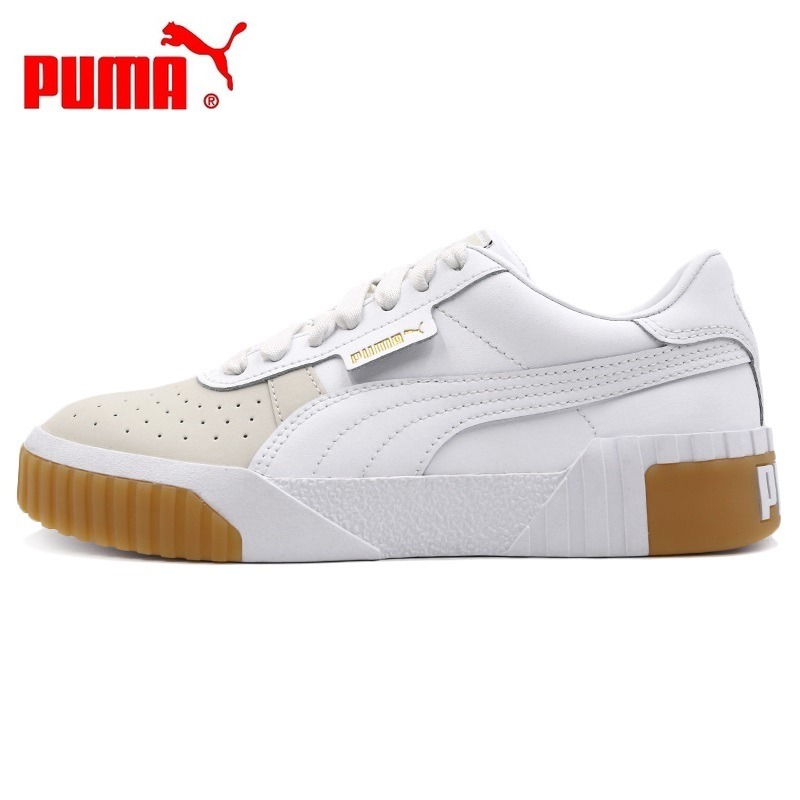 Original Authentic PUMA Cali Exotic Women's Skateboarding Shoes Leisure Skateboard Shoes Low Sneakers 2019 New Arrivals 36965301