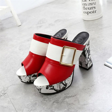 Block Heel Shoes Platform Sandals Fashion Women Shoes High Heel Designer Shoes for Women Sandals Chunky Heels Summer Dress 2020 summer new sandals chunky heel floral silver wedding dress shoes rhinestone luxurious genuine leather prom party high heels