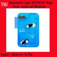 JC PRO1000S For iPhone 6 6P 6S 6SP 7 7P 8 8P X XR XS XSM logic / baseband Intel Qualcomm CHIP read write Modular|Phone Repair Tool Sets| |  -