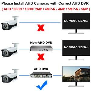 Image 5 - LOFAM AHD Camera 1080P 2MP 4MP 5MP Security Camera Indoor Outdoor Waterproof Video Surveillance CCTV Camera IR Day Night Vision