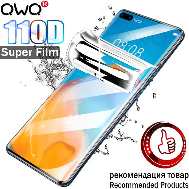 110D Screen Protector Für Xiaomi Redmi K30 K20 Pro 5 Plus S2 GEHEN Hydrogel Film Für Xiaomi mi Mix 2 2s 3 A1 A2 5X 6X 9X Nicht Glas