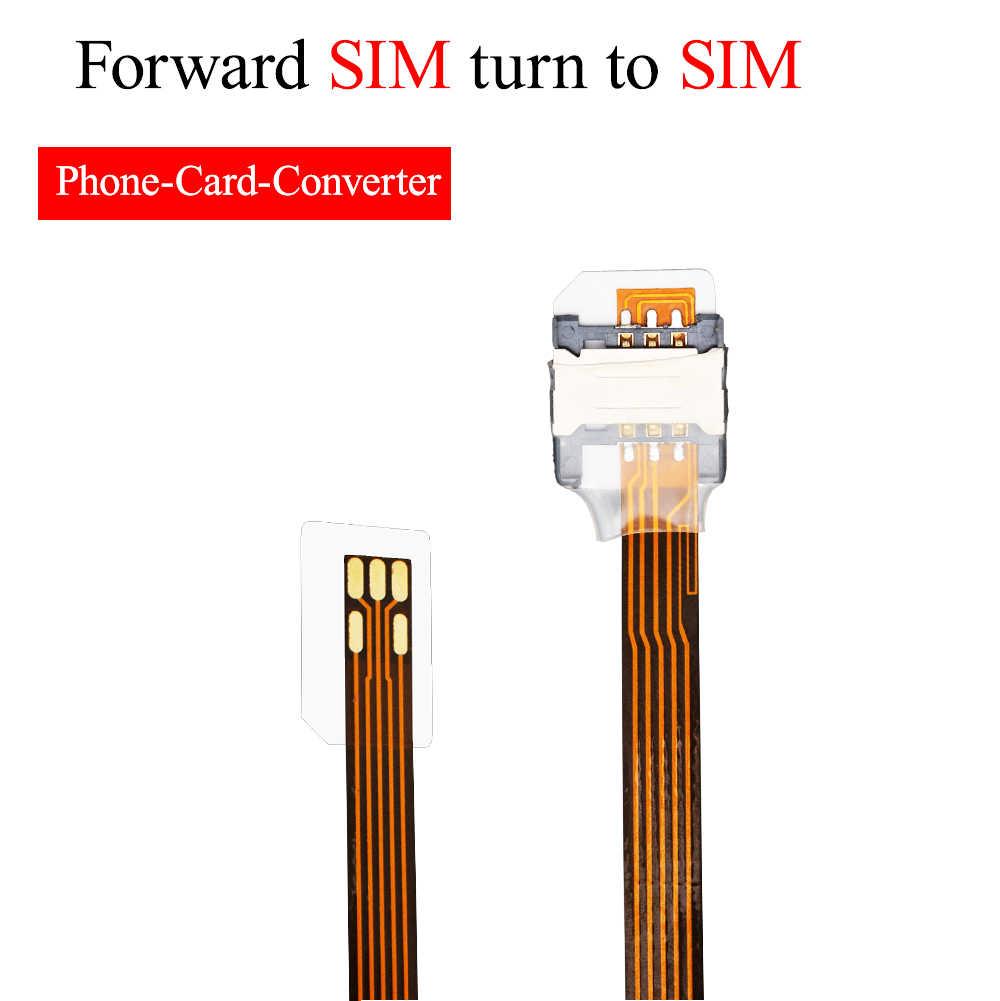 محول بطاقة SIM الكبيرة 2015 إلى محول بطاقة SIM معدات تجارية متنقلة النسخ الاحتياطي sim Gsm usb Sim cl13a