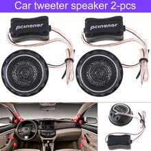 2pcs/lot 140W T280 High Efficiency Car Tweeter Speaker Mini