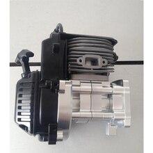 Мощный CNC сплав 38cc двигатель 4 болта двигатель для HPI baja ROvan km redcat автомобиль Losi 5ive-t 1/5 rc автомобиль газовый двигатель