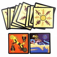 Настольные игры оборотень игровые карты с английскими правилами для семьи Веселые карты Вечерние игры для сбора оборотня