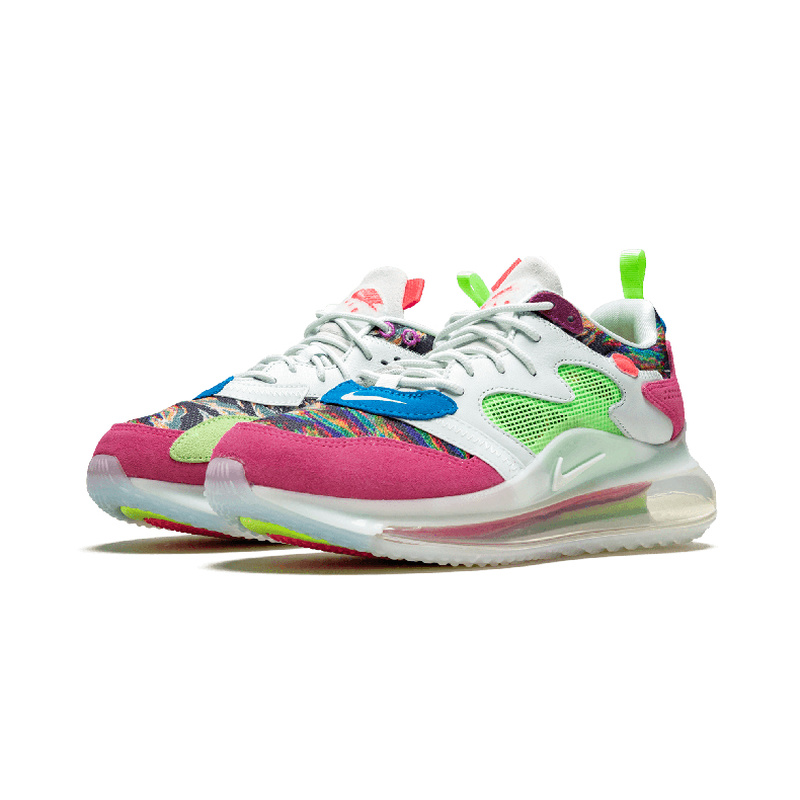 Nike Air Max 720 Betrue OBJ Men Running Shoes Outdoor Sports Sneakers 2019 New Athletic Footwear Jogging #CJ5472-900