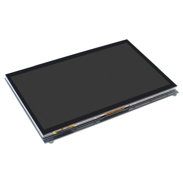 10 cal Raspberry Pi 4 Model B ekran dotykowy 1024x600 wyświetlacz LCD kompatybilny Raspberry Pi 3 Model B +/3B/4B dla PC Jetson Nano
