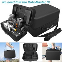 JNSERTA Suitcase Storage Bag for DJI RoboMaster S1 Shockproof Case Bag with Shoulder Strap for DJI RoboMaster S1 Accessories