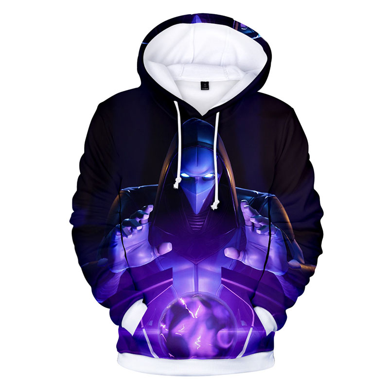 Winter 3D sudaderas hoodies