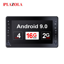 "7 ""jeden din Android 9.0 samochodowy odtwarzacz dvd multimedialna nawigacja odtwarzacz dla Alfa Romeo Spider Brera 159 Sportwagon Stereo 4Core DSP Carplay(China)"