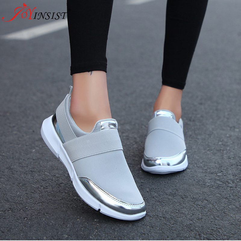 Spring Autumn Women Slip On Loafers Ladies Casual Comfortable Flats 2019 New Female Breathable  Shoes Fashion Arrival