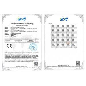 Image 4 - 612338 3.7V 800mAh akumulator do zabawek proso GPS TEXET FHD 570 dvr 3gp Gmini HD50G HD70G iBox Pro 800 602338
