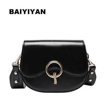 2020 New Fashion Women Shoulder Bags Multilayer Striped Handbags Buckle Crossbody Bag Ladies Saddle Bags