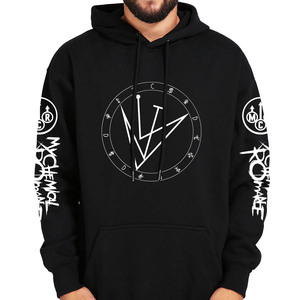 Image 5 - My Chemical Romance Hoodies Schwarz Parade Punk Emo Rock Hoodie Mode Herbst Sweatshirts Herbst Winter Mantel
