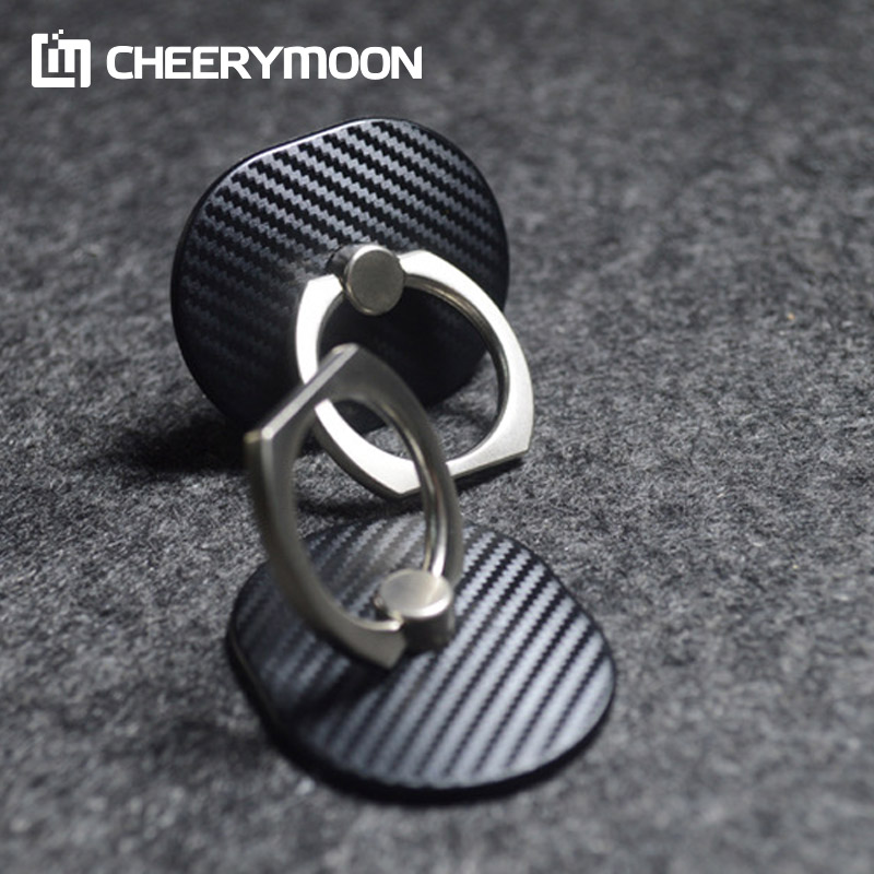NEW! Hot!Luxury Ring Holder Universal Mobile Ring Finger Grip Stand Stent Bracket For IPhone Samsung Xiaomi Note 8 Pro Huawei