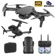 Neue E99 Pro2 Rc Drone 4K Hd Dual Kameras Wifi Fpv Professionele Luchtfotografie Helikopter Opvouwbare Quadcopter Eders spielzeug