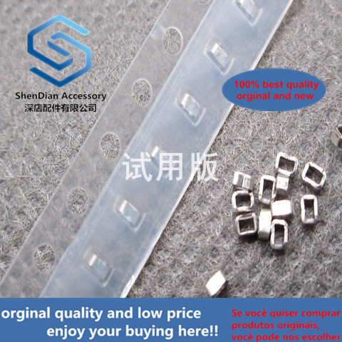 30pcs 100% Orginal New RCU00000C RCUCTE 0603 SMD Test Terminal Circuit Board Test Point Sensing Resistor 0R