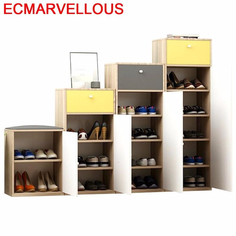Furniture Meble Para El Hogar Chaussure Meuble Rangement Schoenenrek Zapatero Organizador De Zapato Zapatera Mueble Shoes Rack