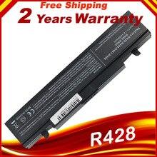 Hsw Laptop Batterij Voor Samsung AA PB9NC6B AA PB9NS6B AA PB9NC6W AA PL9NC6W R428 R429 R468 NP300 NP350 RV410 RV509 R530 R580 R528