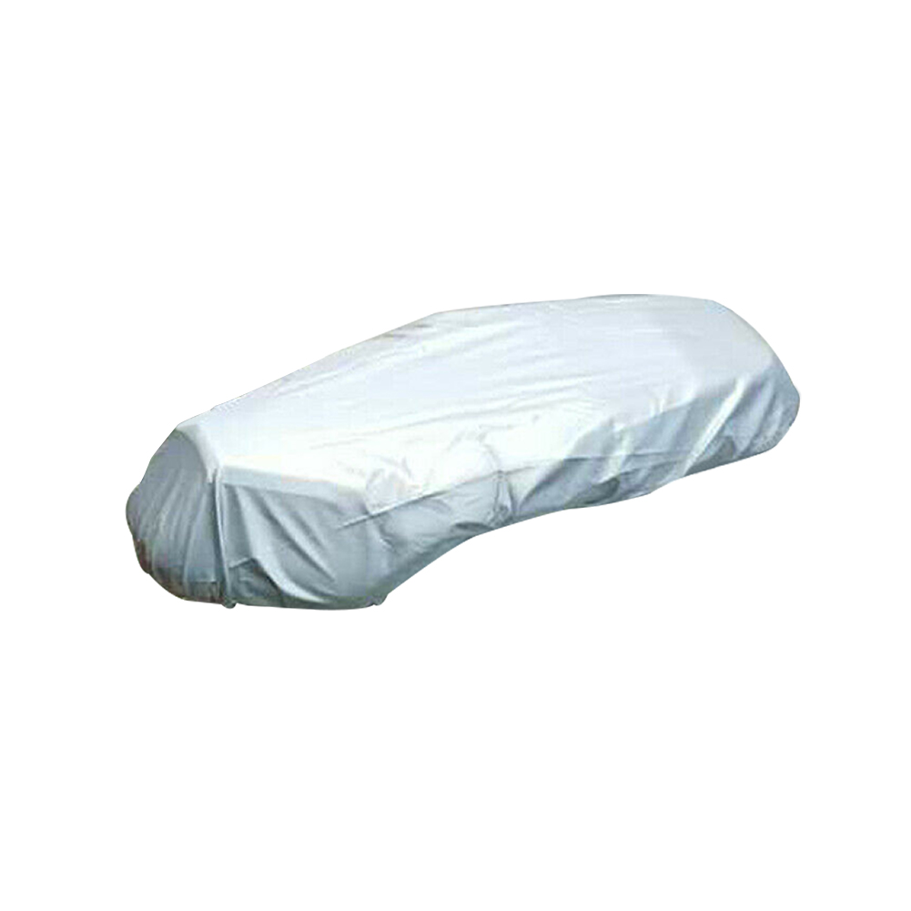 Solid Dust Protection Seat Cover Oxford Cloth Outdoor Waterproof Full Coverage Rain Gear Easy Install Durable Motorcycle Scooter
