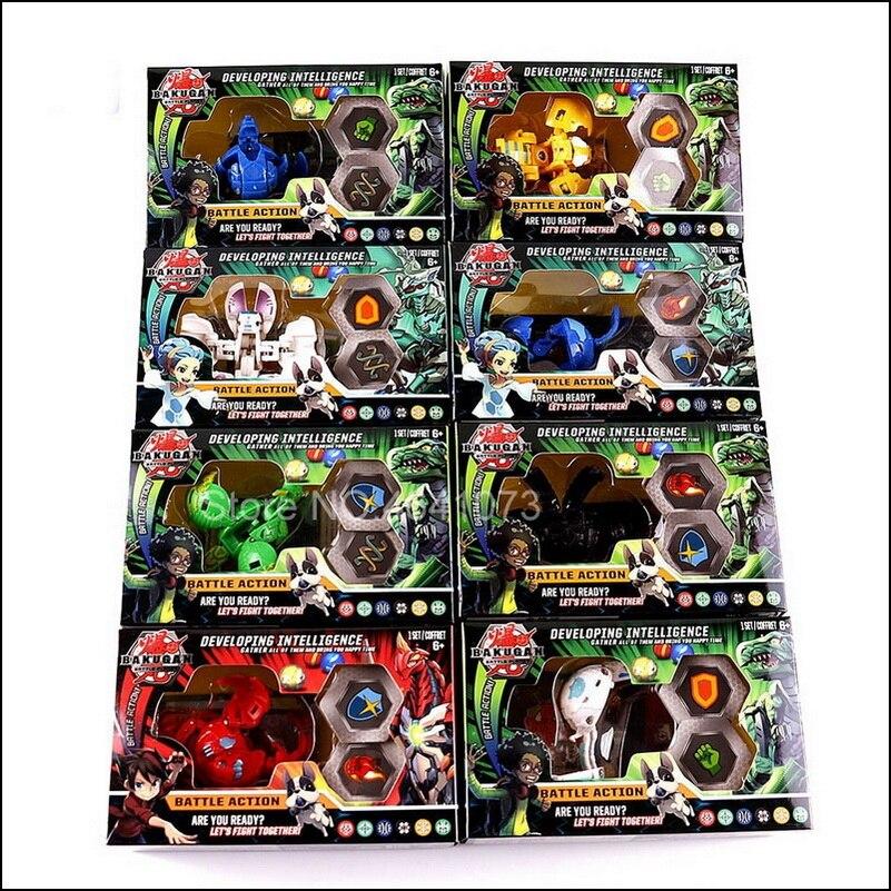 TAKARA TOMY BAKUGANES Value Set Детская игрушка подарок на день рождения Модель украшения всего 8 16 карт и магнитные подушечки