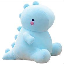 Мягкая плюшевая игрушка Динозавр из мультфильма милая Подушка