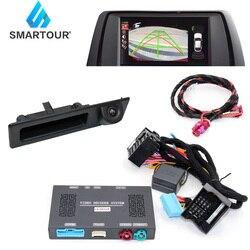 Smartour oryginalny ekran aktualizacji systemu dla BMW 3 F30 F31 F34 2013 ~ 2017 NBT System/moduł cofania kamera tylna dekodowania utwór w Kamery pojazdowe od Samochody i motocykle na