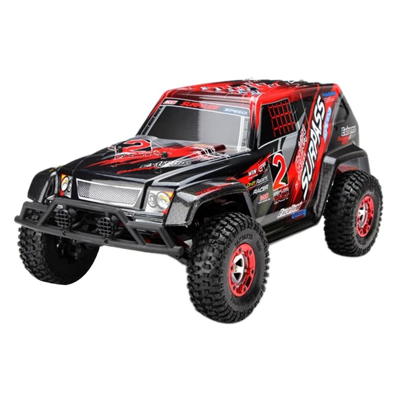 KW C02 1:12 SUV 2,4G Радиоуправляемый автомобиль с дистанционным управлением высокоскоростной гоночный автомобиль внедорожные игрушки и подарки для детей - 2
