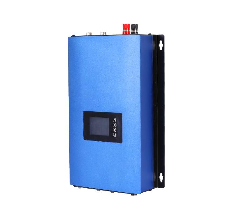 Hb15a5f6874b84d22bc44ba9ac321c2c6K - 2000W on Grid Solar Inverter for Solar Panels Battery Connected PV System Sun-2000G2 DC45-90V AC 190V-260V Converter WI-FI