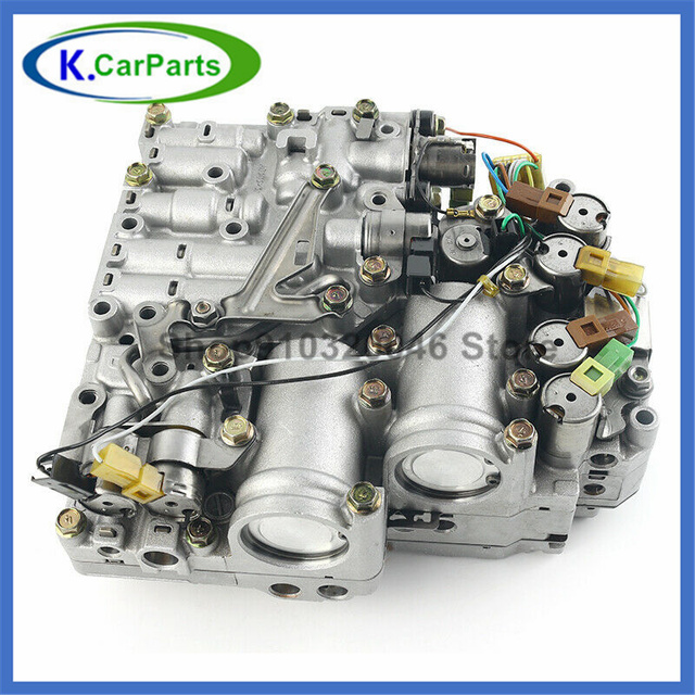 1pcs JF506E 09A JF506-E Gearbox Transmission Solenoid Valve Body Jf506e Jf506e09a for Vw Volkswagen Mk4 Remanufactured 1