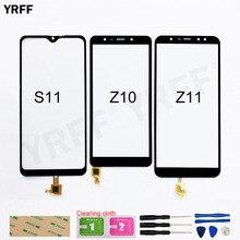 Für Leagoo S11 Touchscreen Für Leagoo Z11 Z10 Touchscreen Digitizer r Sensor Glas Panel Montage Ersatz