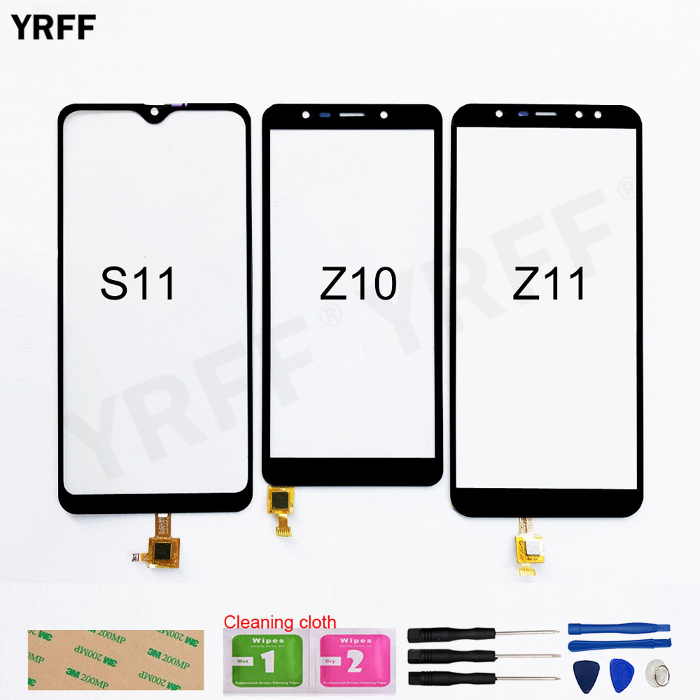 For Leagoo S11 Touchscreen For Leagoo Z11 Z10 Touch Screen Digitizer r Sensor Glass Panel Assembly Replacement|Mobile Phone Touch Panel| |  -