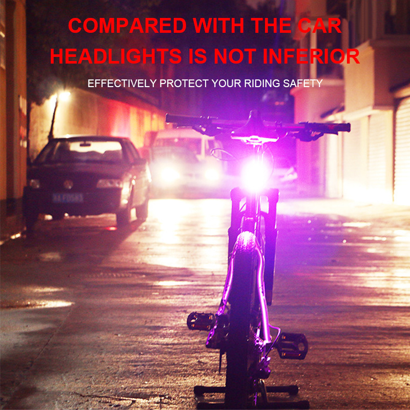 Image 5 - 120 Lumens LED Waterproof Tail Light Bicycle Tail Light for Bike USB Rechargeable Reflector Tail Lights Bike Lamp Accessories-in Bicycle Light from Sports & Entertainment