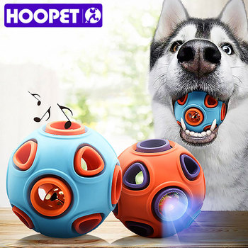 HOOPET Pet Dog Toys Toy Funny Interactive Ball Dog Chew Toy For Dog Ball Of Food Rubber Balls Pets Supplies dog toys toy funny interactive elasticity ball dog toys chew toy for dog tooth clean ball of food extra tough rubber ball