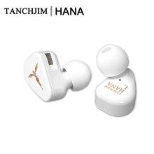 TANCHJIM HANA HiFi Audio Dynamic Driver In-ear Earphone with 2 Pin 0.78mm Detachable Cable